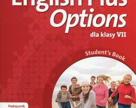 English Plus Options sprawdziany