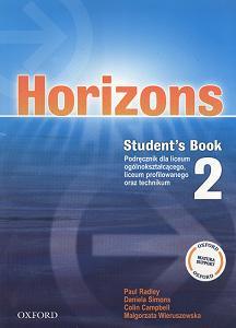 Horizons 2 sprawdzian