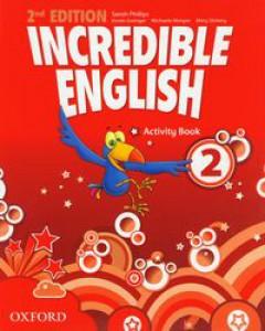 Incredible English 2 sprawdzian