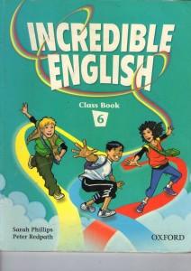 Incredible English 6 sprawdzian
