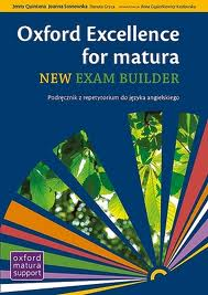 Oxford Excellence for matura new exam builder sprawdzian