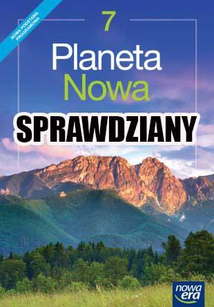 planeta nowa 7 sprawdziany