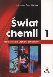 Świat chemii 1 sprawdzian