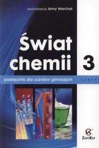 Świat chemii 3 sprawdzian