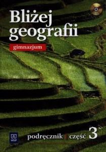 Bliżej Geografii 3 sprawdzian