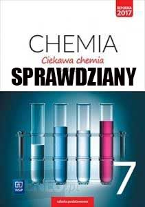 ciekawa chemia klasa 7 sprawdziany