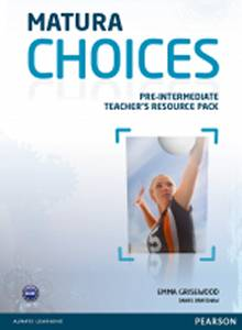Matura Choices Pre-Intermediate test