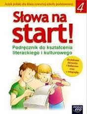 Słowa Na Start 4 sprawdzian