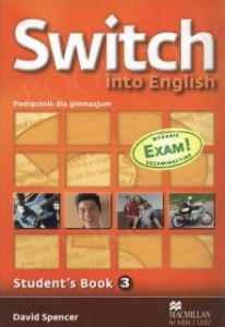 Switch Into English 3 sprawdzian