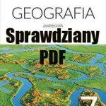 Geografia Klasa 7 WSIP Sprawdziany PDF
